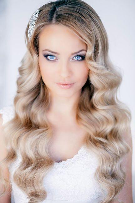 Guerra De Peinados Recogido Despeinado Vs Cabello Suelto - Peinados-cabello-suelto