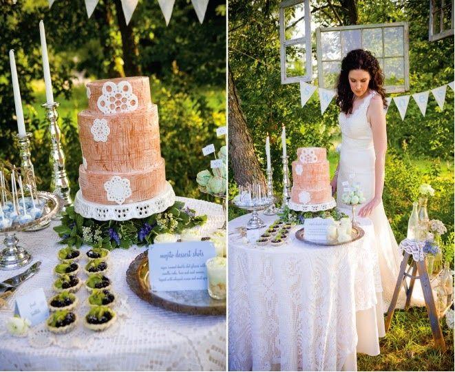 Matrimonio Rustico Campania : Inspiración para un matrimonio rústico con encanto