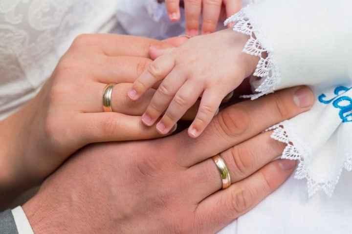 Ideas para organizar matrimonio y bautizo a la vez