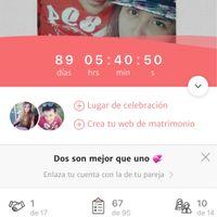 10.  ¿Cuántos días faltan para tu matrimonio? - 1