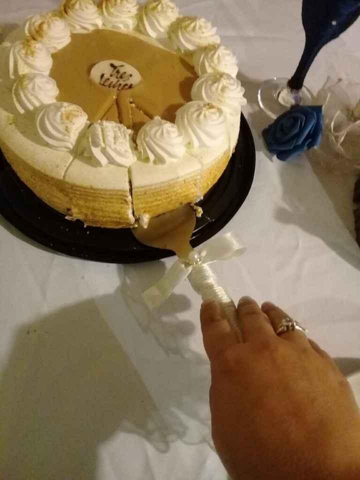 Nuestro primer año de casados - 3