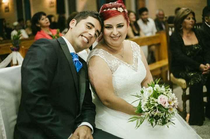 Nuestro primer año de casados - 8