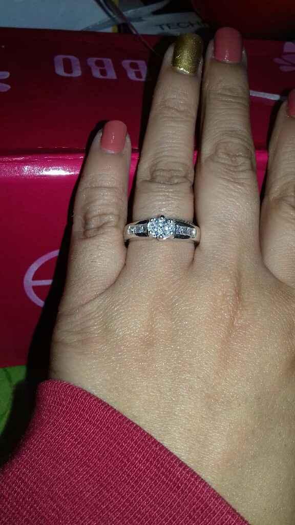 ¡Las invito a compartir sus anillos de compromisos! - 1