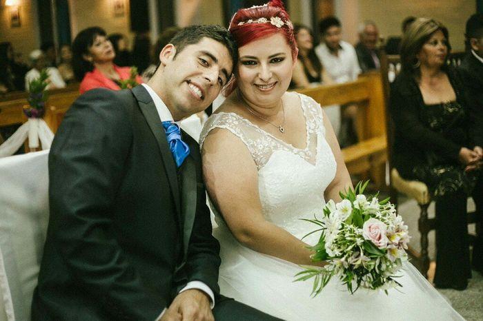 Nuestro primer año de casados 8