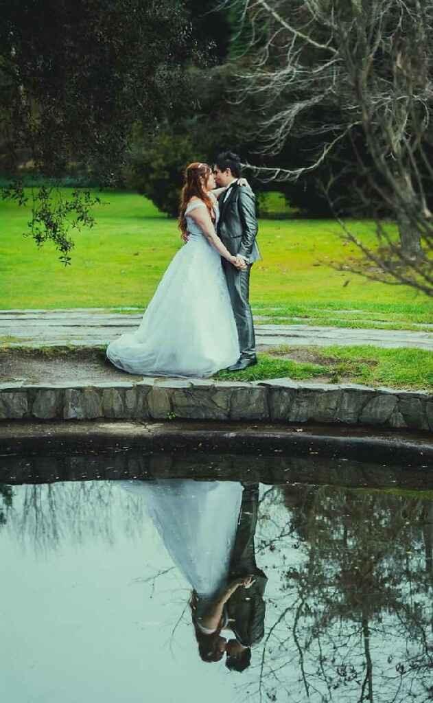 Un adelanto de nuestra secion post boda - 2