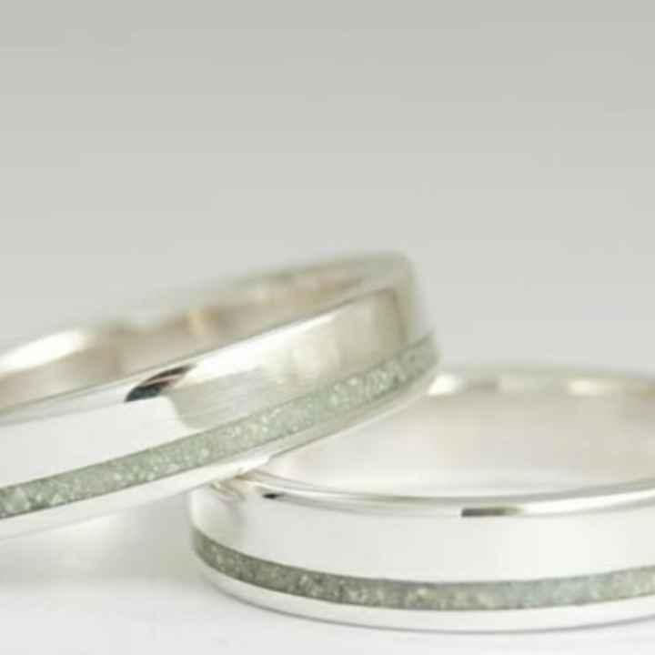 Modelos de argollas de matrimonio - 1