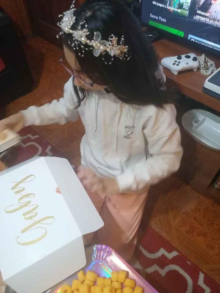 Nuestra Niña de las Flores 🌼🌸🌺 - 6