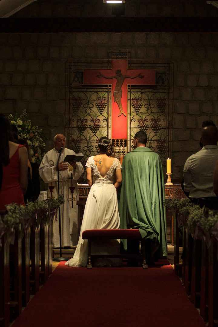 Ceremonia Capilla Universidad Católica del Maule