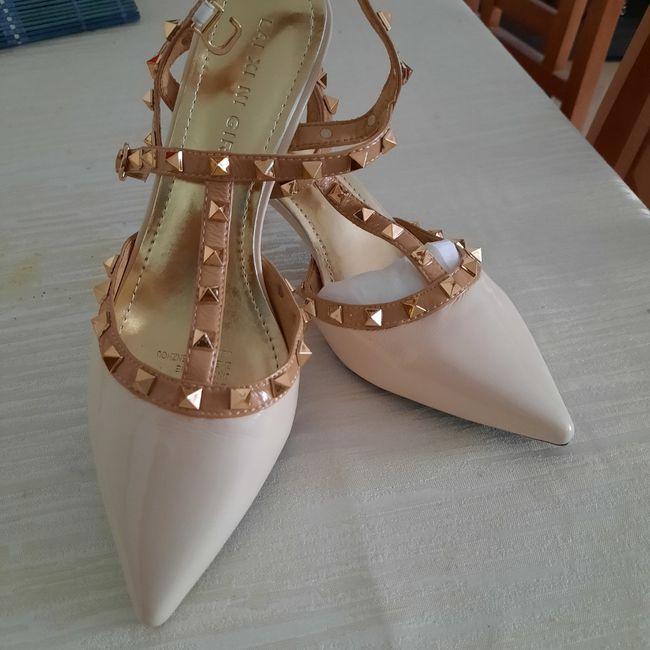 Elige los zapatos de boda que más te gusten😉👍 - 1