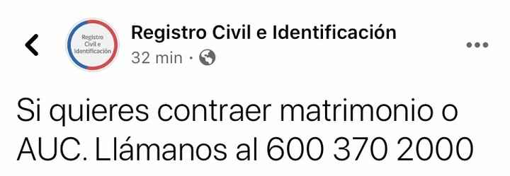 Hora registro civil - 1