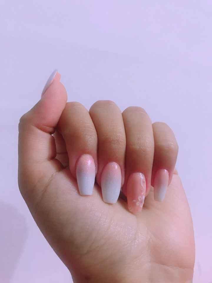 Uñas de Novia - 1