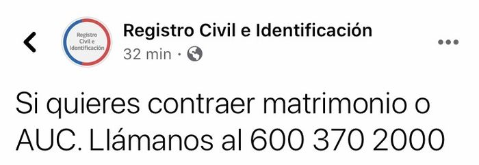 Hora registro civil 1