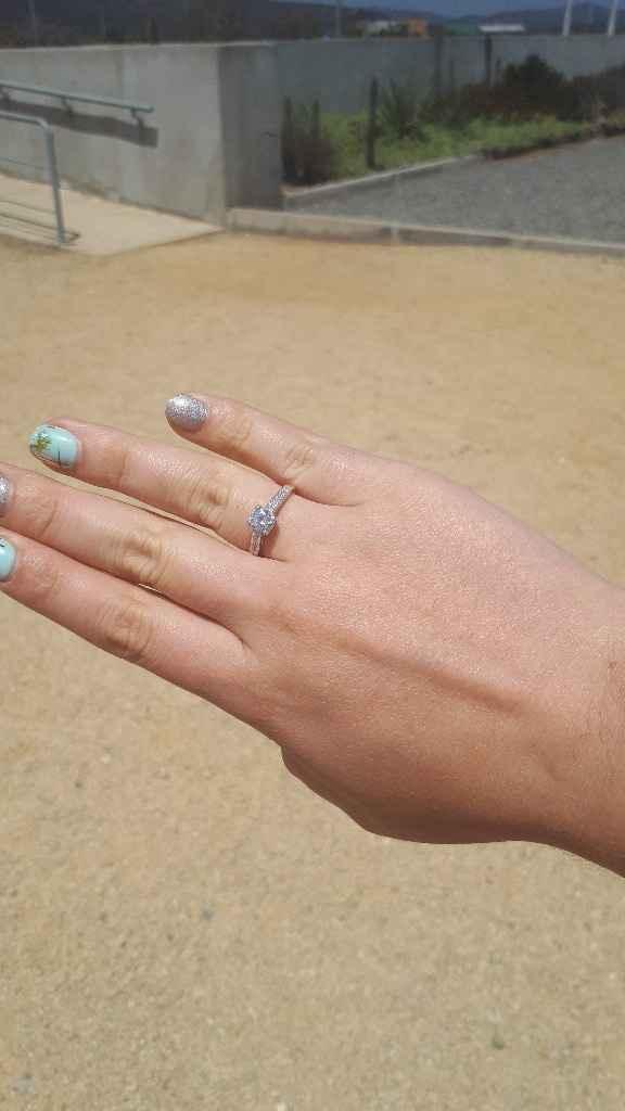 mi amado anillo!