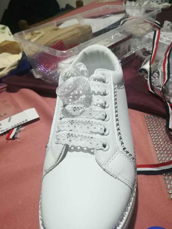 Zapatos en procesl - 1