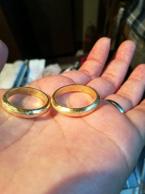 Mi historia con las argollas de matrimonio 2