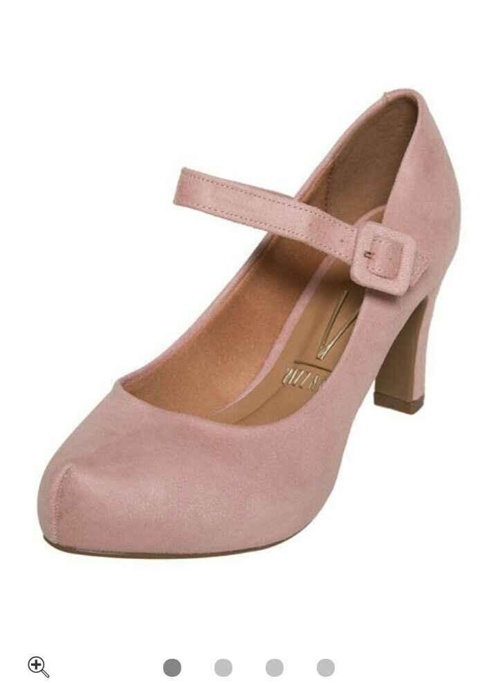 Al fin encontré mis zapatos!! - 1