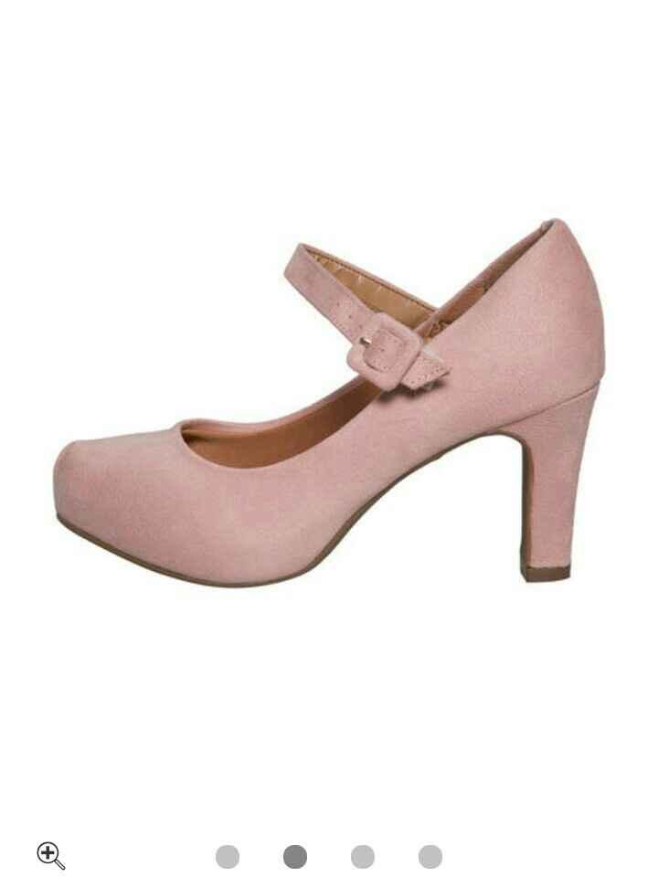 Al fin encontré mis zapatos!! - 2