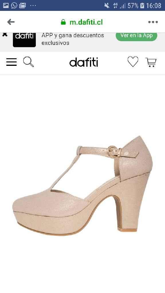 Dato zapatos Novia - 4