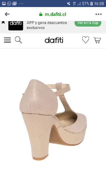 Dato zapatos Novia - 3
