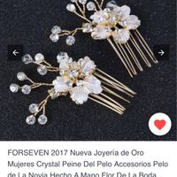 María Paz, mi look de novia - 2
