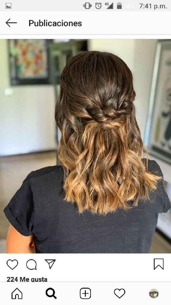 Mis favoritos para el gd son los peinados de novia 😍 - 2