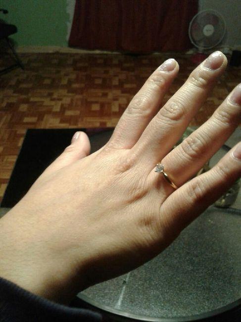 Achúntale al anillo y...¡compártenos el TUYO!💍 5