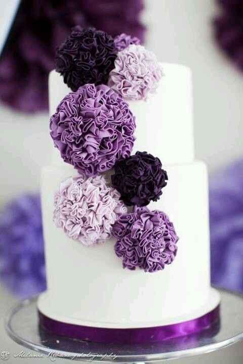 Inspiraciones bodas en Morado - 4