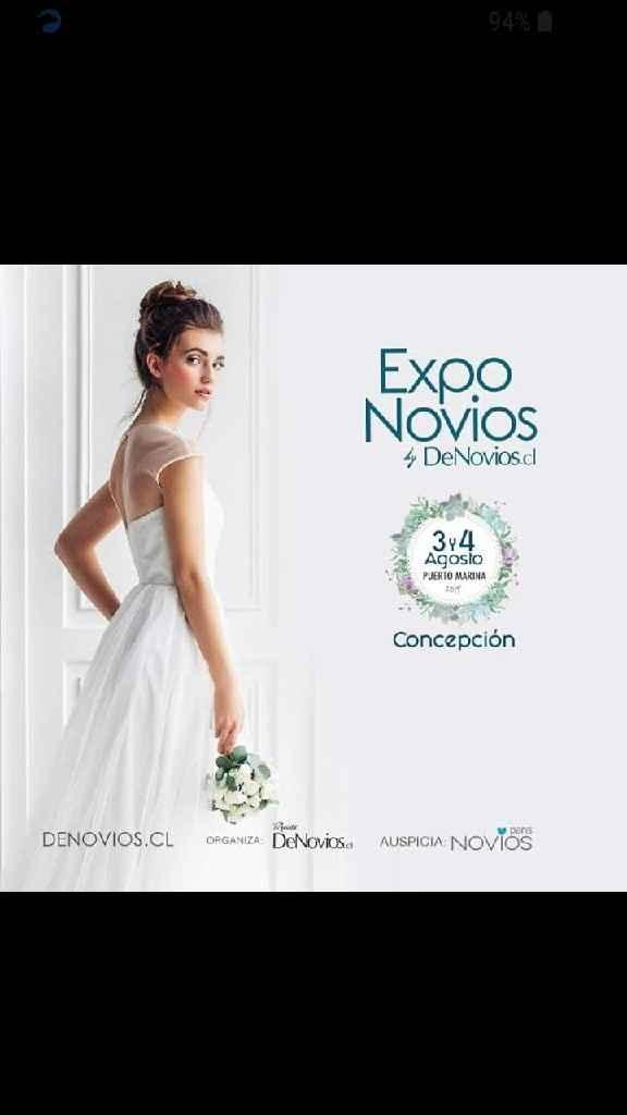 Expo novios Concepción - 1