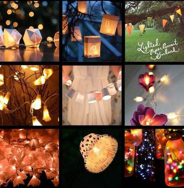 Guirnalda de luces for Guirnaldas de luces