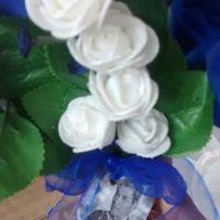 Ramo de novia con flores artificiales: ¿sí o no? - 1