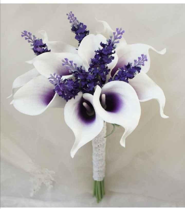¿Ramo de flores naturales o artificiales?💐 - 1