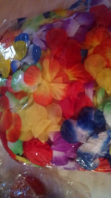 Collares de flores de género