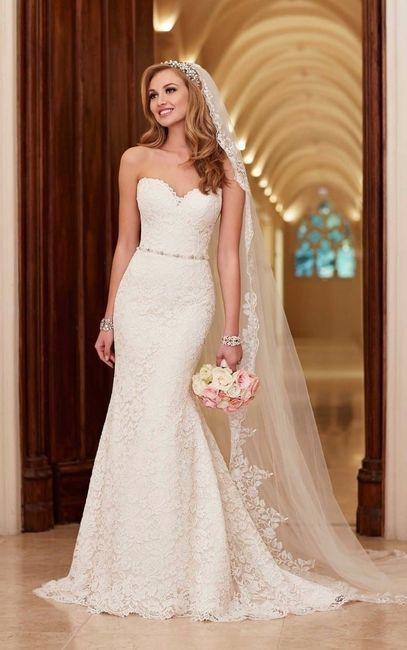 el diseño de mi vestido de novia + yani
