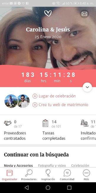 10.  ¿Cuántos días faltan para tu matrimonio? 1