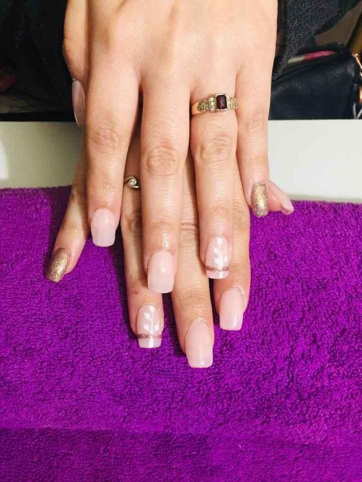 Mis uñas 😍👌 - 2