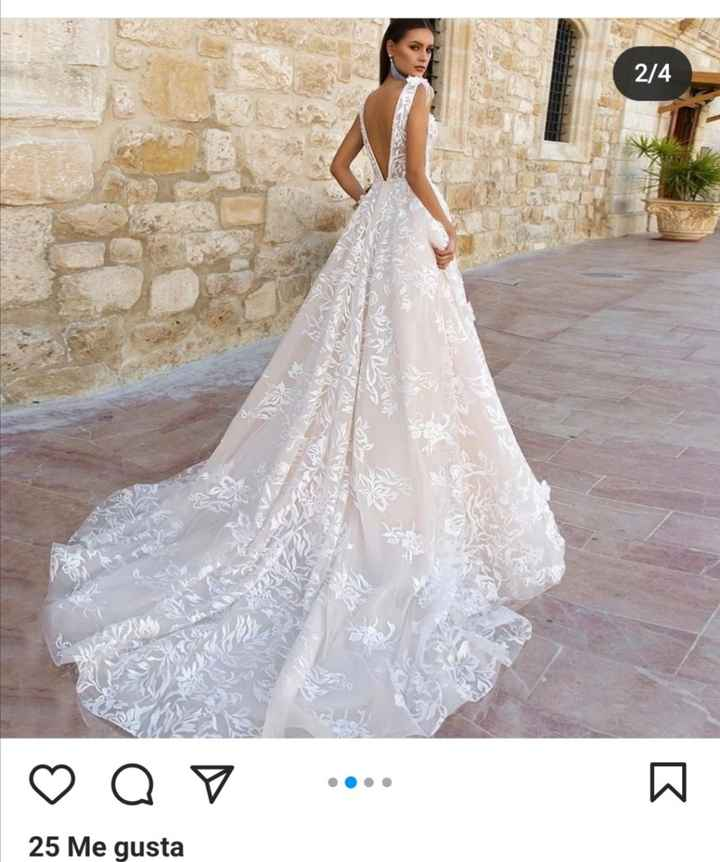 3 vestidos de novia de Nevada Novias: ¿Cuál te enamora?❤️😍 - 2