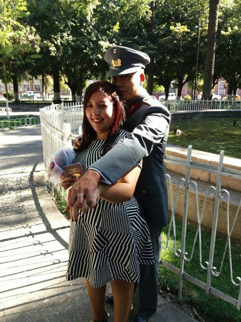 Matrimonio por el civil - 12