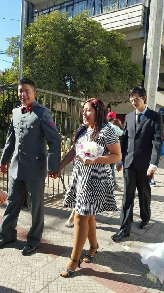 Matrimonio por el civil - 11