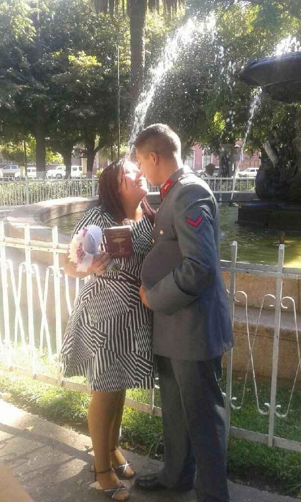 Matrimonio por el civil - 13