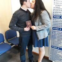 Ya somos marido y mujer ante la ley - 1