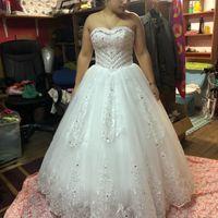 Comparte una foto probándote un vestido - 1