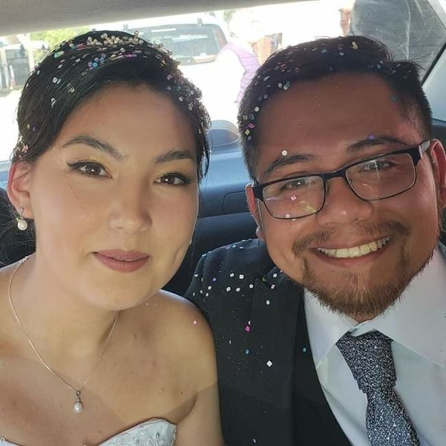Me casé!!!! 1