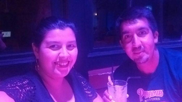 Mariela muñoz y Víctor Ortega,nuestro calendario de amor! 6