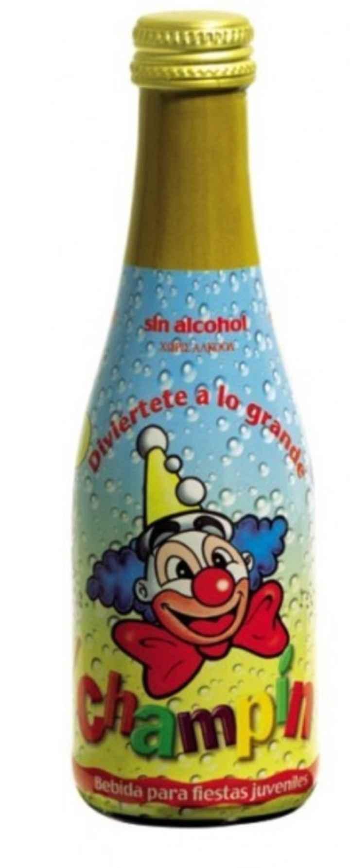 ¿Cuál será la mejor bebida para hacer el brindis nupcial? - 1