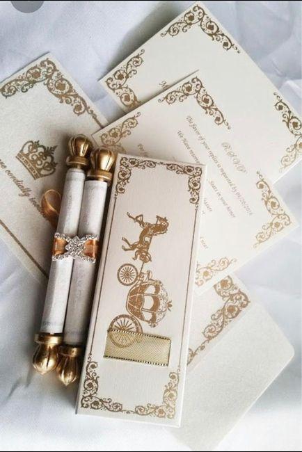Partes de boda 1