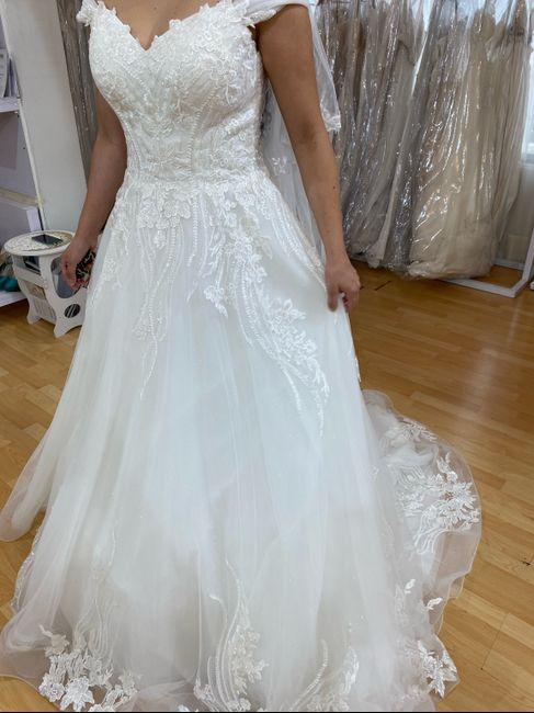 Yo elegí Mi amado Vestido de novias ~ El indicado 2