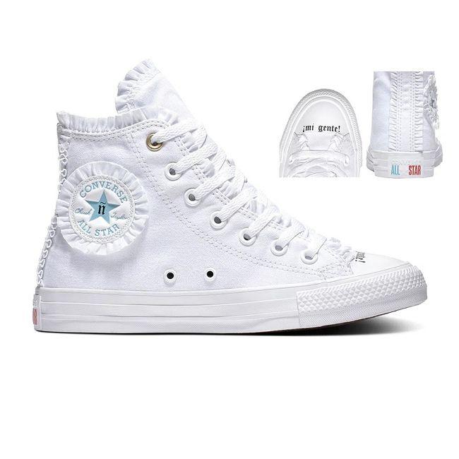 Mis zapatillas de Novia 1