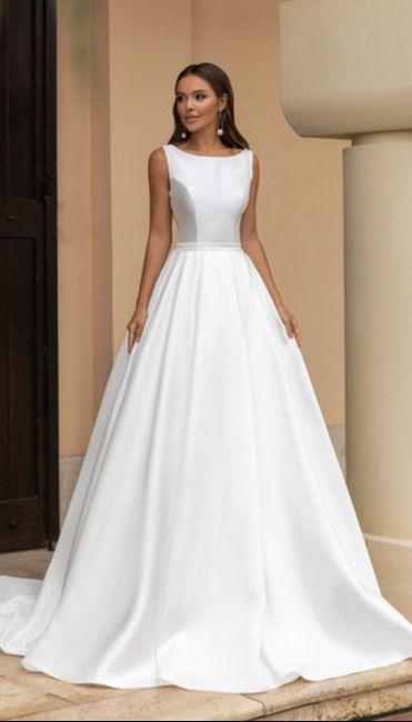¿Qué corte de vestido me queda mejor? 1