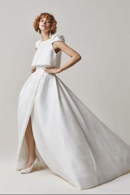 ¿Qué prefieres en tu vestido? 5