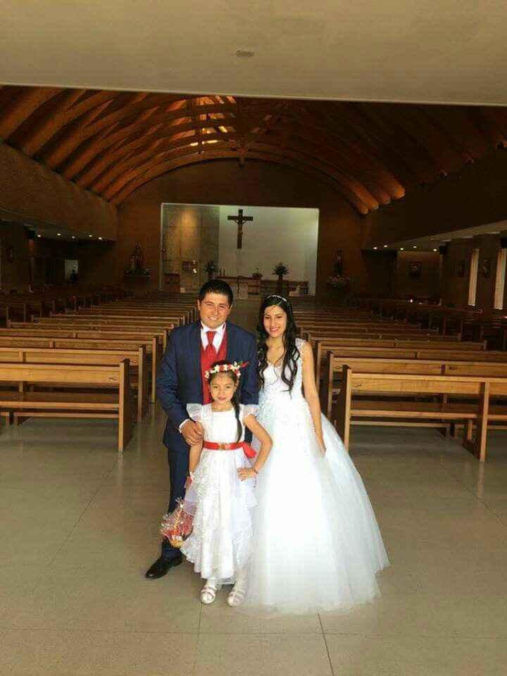 Nos casamos ❤🎉👰 - 3